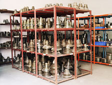 机械配件模具产品架