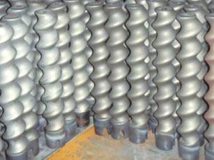 机筒螺杆表面烧结碳化钨